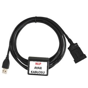 A Kalite Nlp LPG Ayar Kablosu LPG Interface