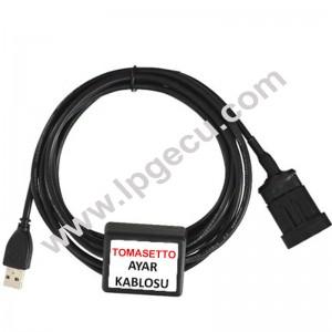 A Kalite Tomasetto LPG Ayar Kablosu LPG Interface