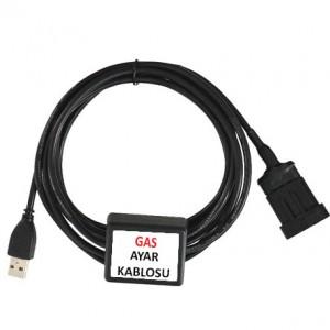 A Kalite Gas LPG Ayar Kablosu LPG Interface Ücretsiz Kargo